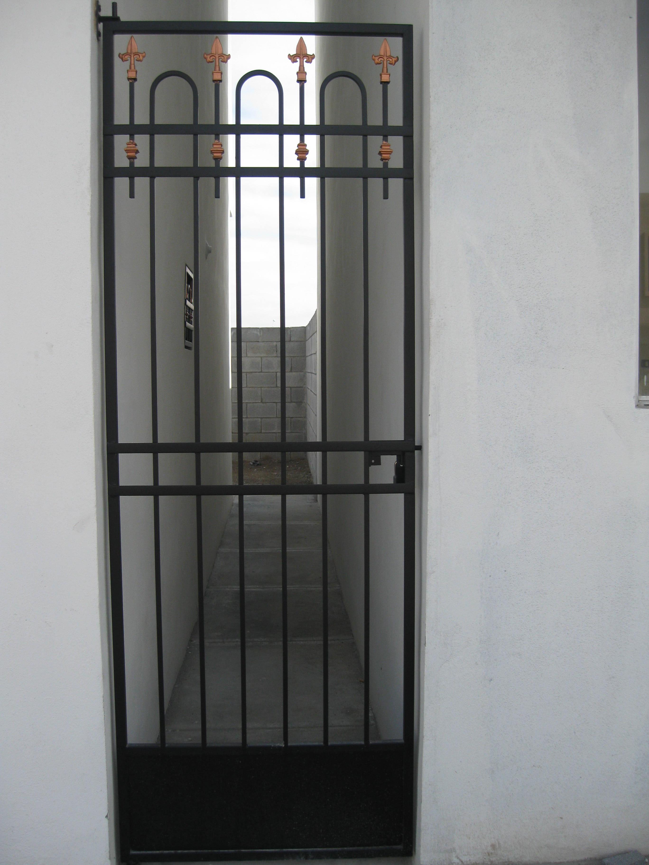 Puertas De Servicio Puertas Automaticas Monterrey